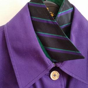 NearlyNew Jones New York SIGNATURE Cotton Jacket